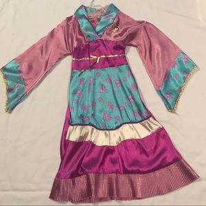 Disney Mulan kids costume